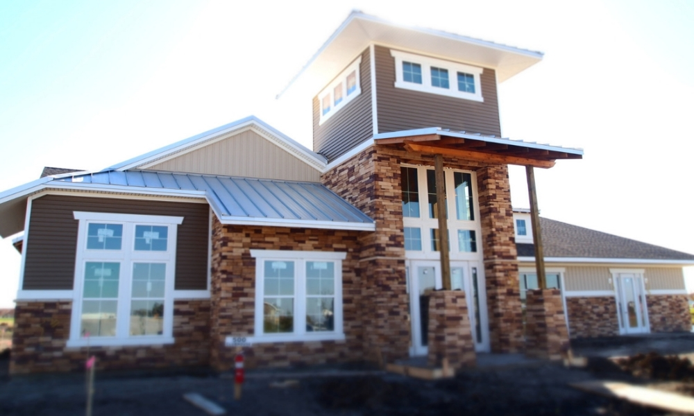 Shingles, Standing Seam, and Gutters - Waukee, IA