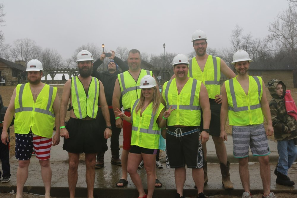 Special Olympics Polar Plunge -