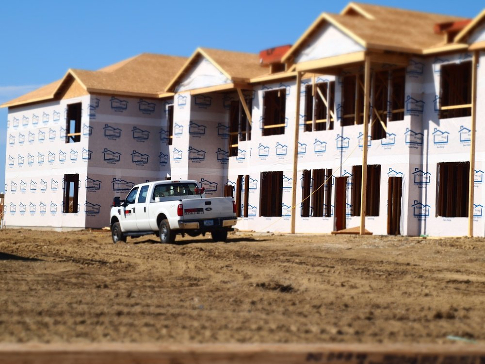 Springs of Waukee Apts - Waukee, IA / framing