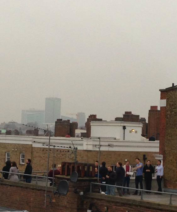 Eclipse London