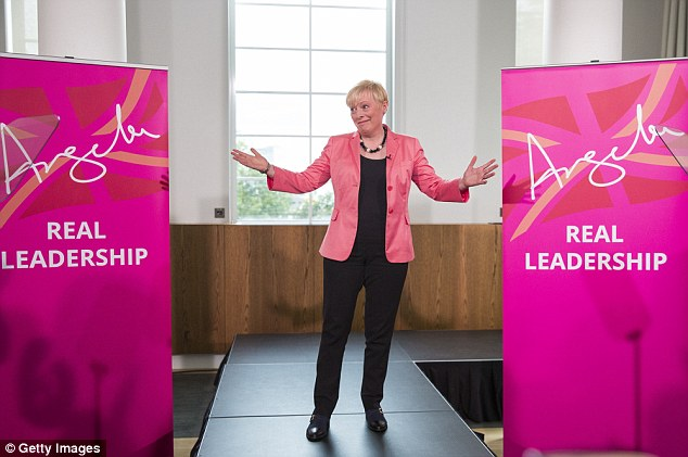Angela Eagle launches her fragrance Eau de No Chance.  The PLP recalled the product shortly after.