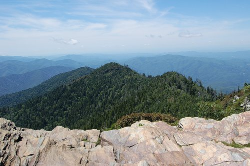 Mt. LeConte variations begin at 10mile round trip hikes.  This is a bucket list hike in the Great Smoky Mountains National Park.