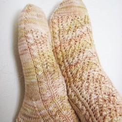 Elves and Elms Socks
