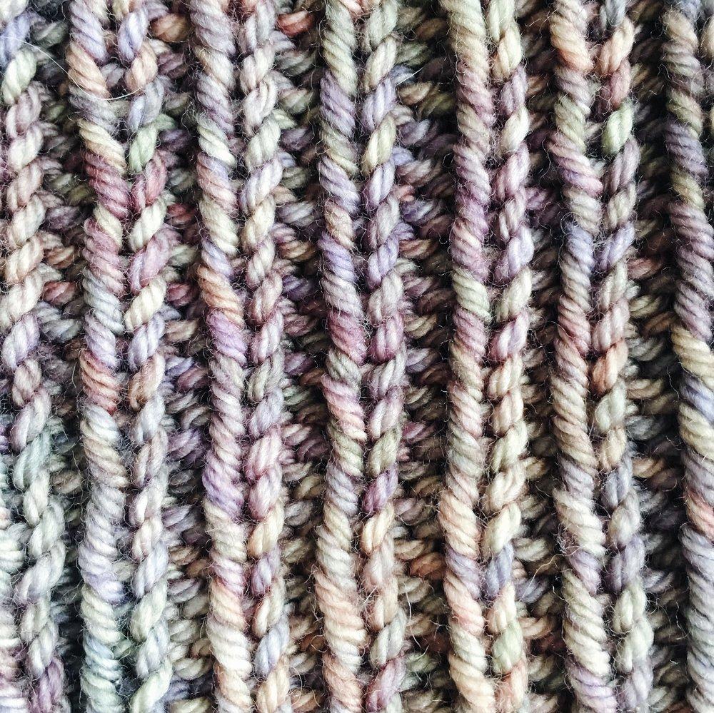 Color : Opaline | Yarn : DK Twist