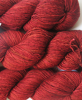 June 2012 Tosh Merino Light Robin (Robin Red Breast)