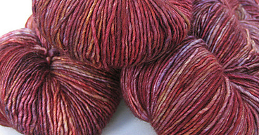 June 2010 Tosh Merino Light Alizarin