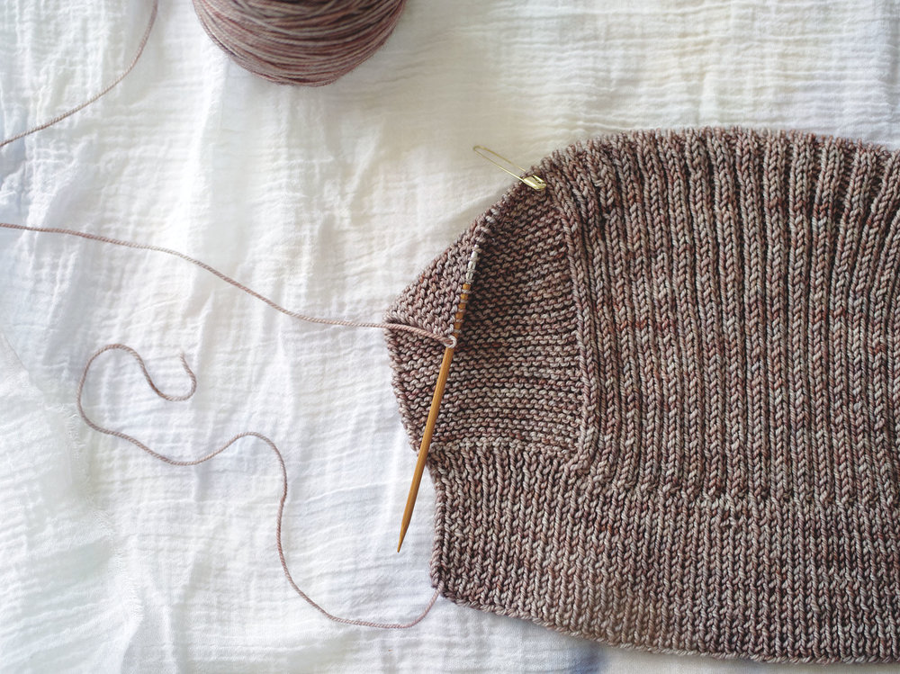 Color : Bronze Age | Yarn : Euro Sock