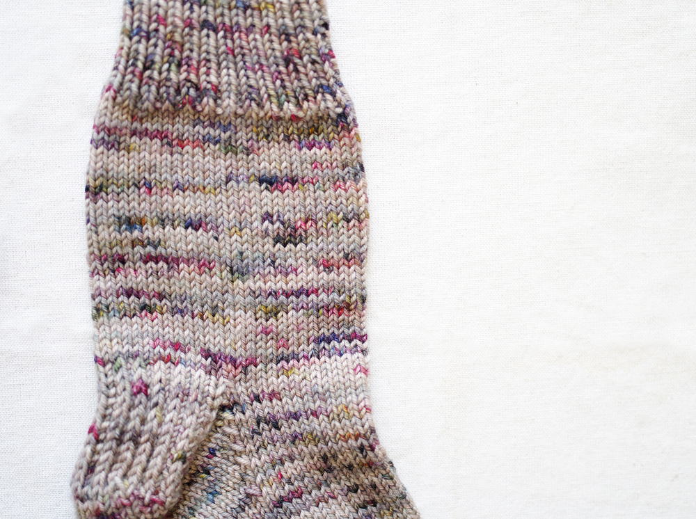 Color : Bona Drag | Yarn : Work Sock