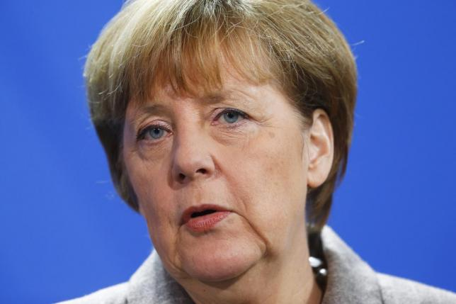 Merkel says Islam 'belongs to Germany'