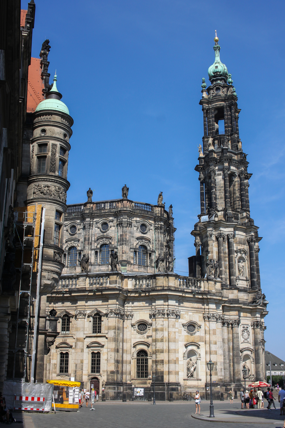 Cathedral of the Holy Trinity, Dresden