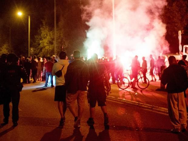 Dresden Riots