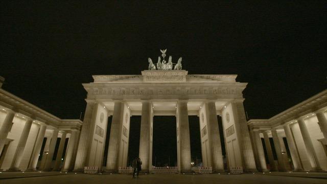 Ich bin ein Berliner... for a few months.