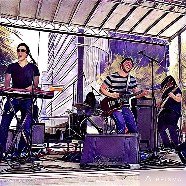 #houston how about this Friday at @nightingaleroom? 9pm, free! #thewarplanes #houstonmusic #prisma #nightingaleroom