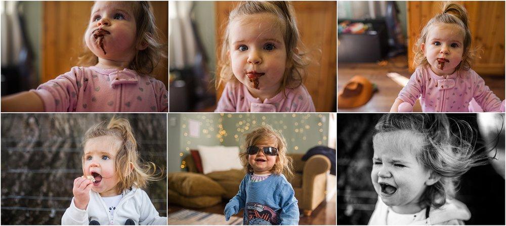 Staunton Waynesboro Fishersville photographer baby girl