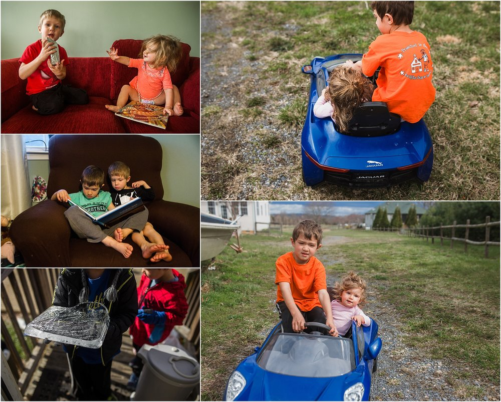 Staunton Waynesboro Fishersville photographer Jaguar siblings