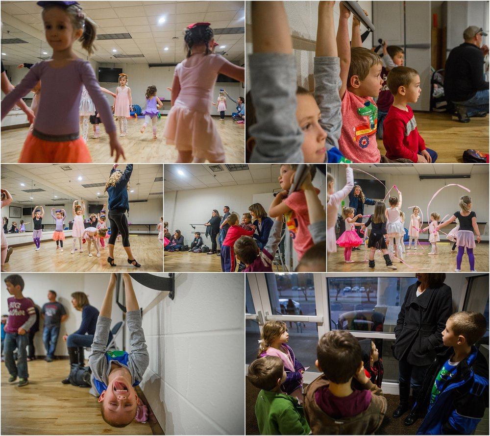 family photographer, Staunton, Waynesboro, Fishersville, ballet class, dancing girl