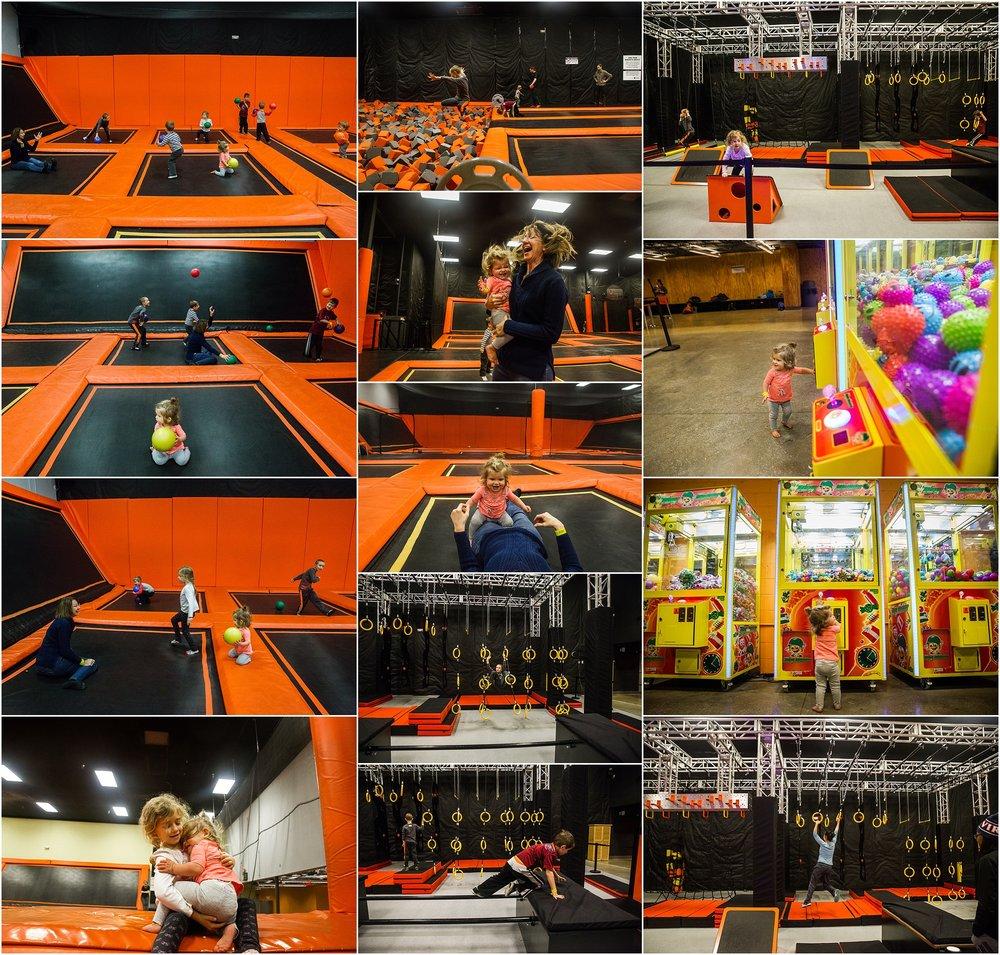 family photographer, Staunton, Waynesboro, Fishersville, Jump Cville, Charlottesville, jumping place