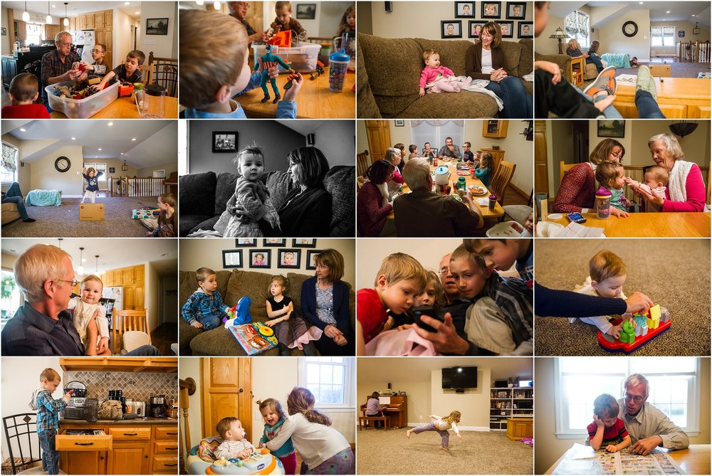family photographer, Staunton, Waynesboro, Fishersville, Grandparents house
