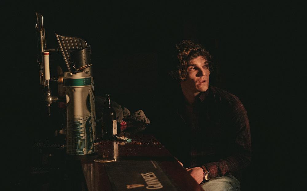 Northern Ireland Movie Stills photographer - Troubles - Jonathan Harden, Bronagh Taggart.