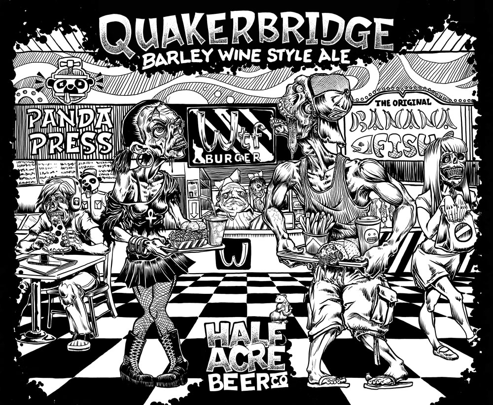Quakerbridge Barleywine