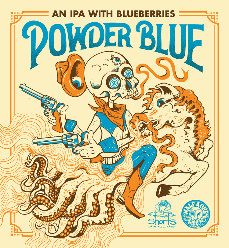 Powder Blue — HALF ACRE
