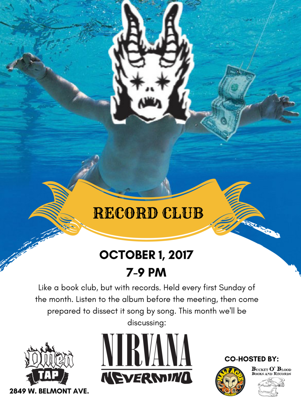 September 2017 Record Club  dmen tap.png