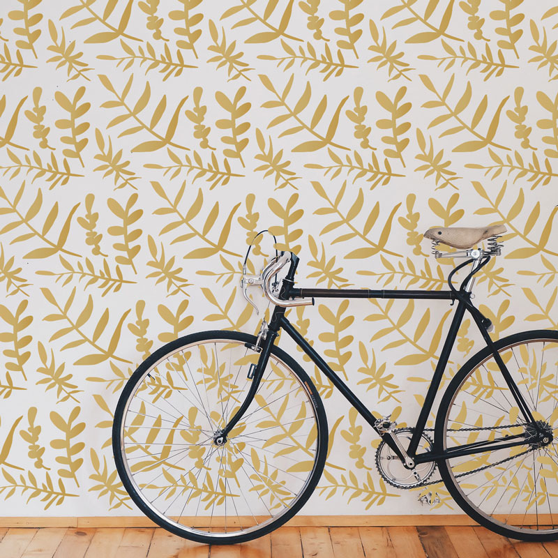 leaf-pattern-gold-bicycle.jpg