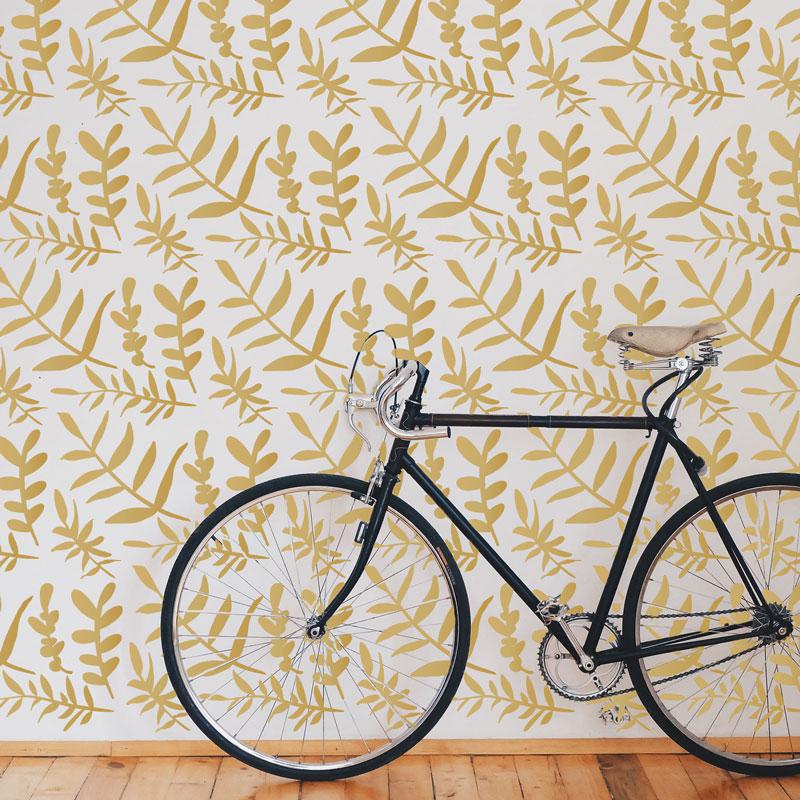 leaf-pattern-gold-bicycle.jpg