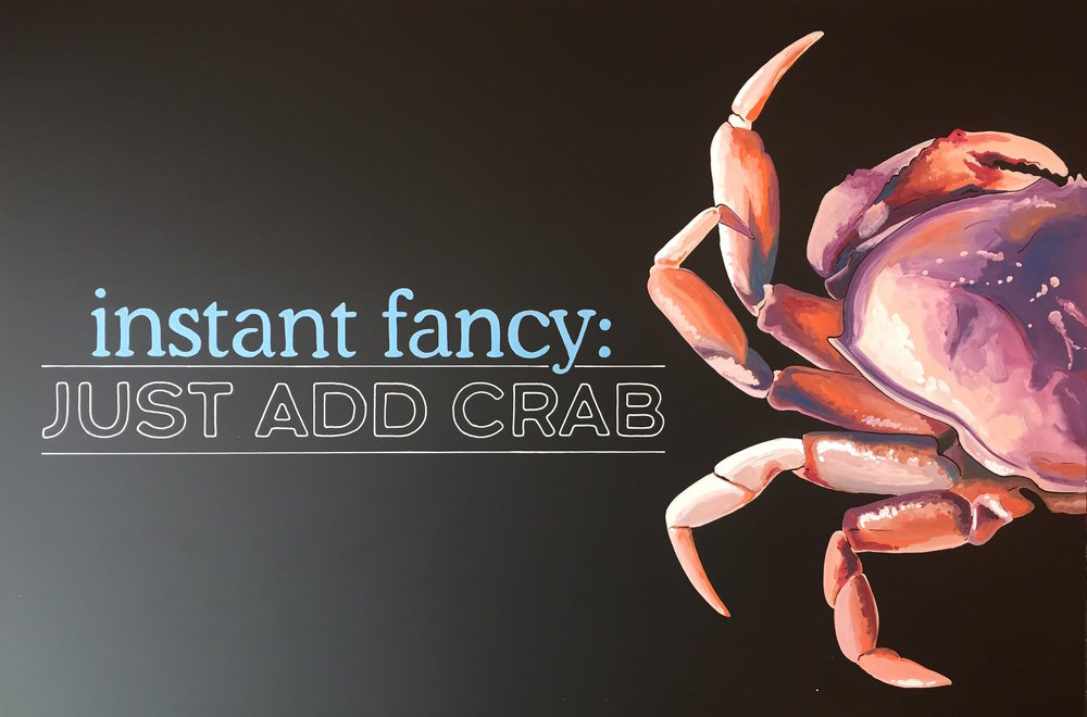 Just Add Crab    |     Whole Foods Harrison