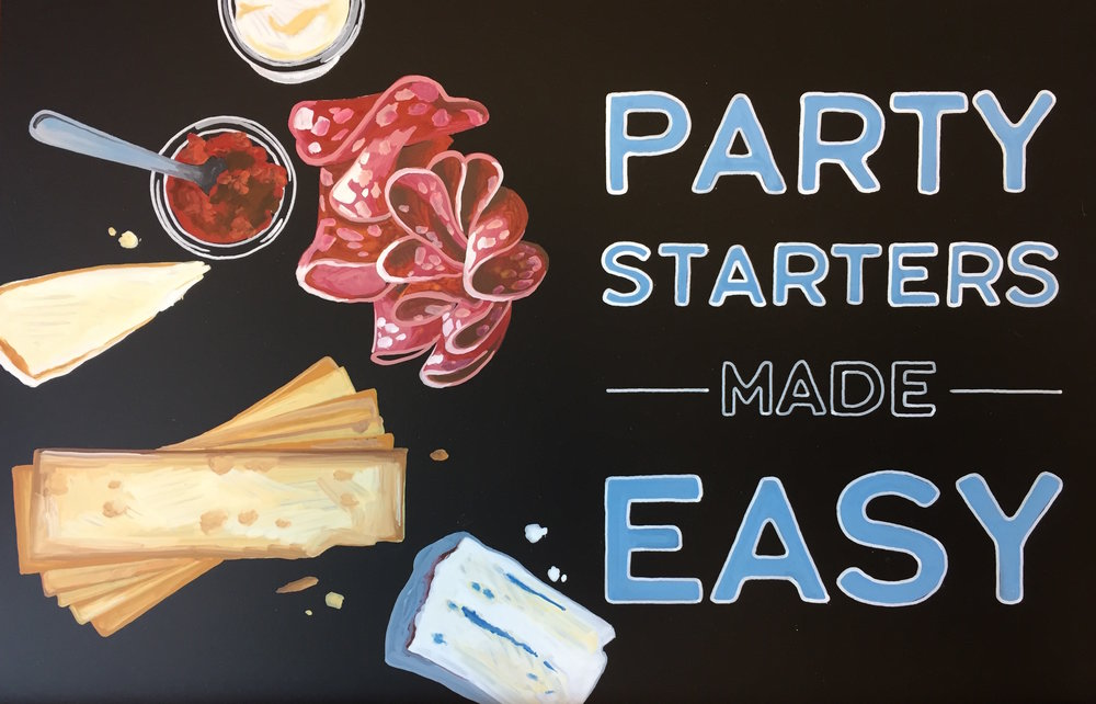 Party Starters  |     Whole Foods Harrison