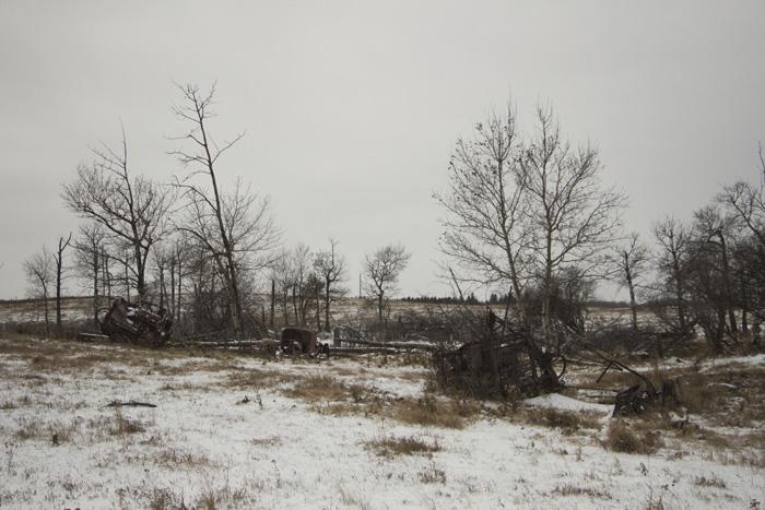 Highway 14,Alberta, Canada  2014