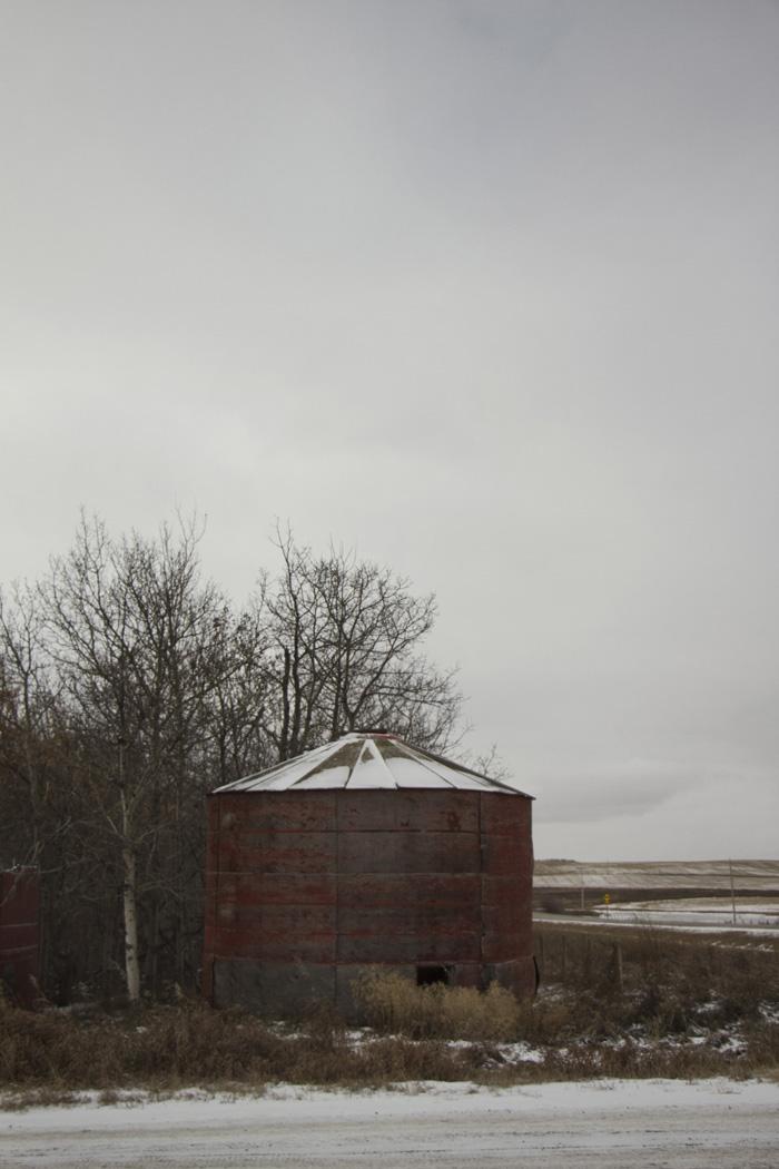 Highway 17, Saskatchewan, Canada  2014