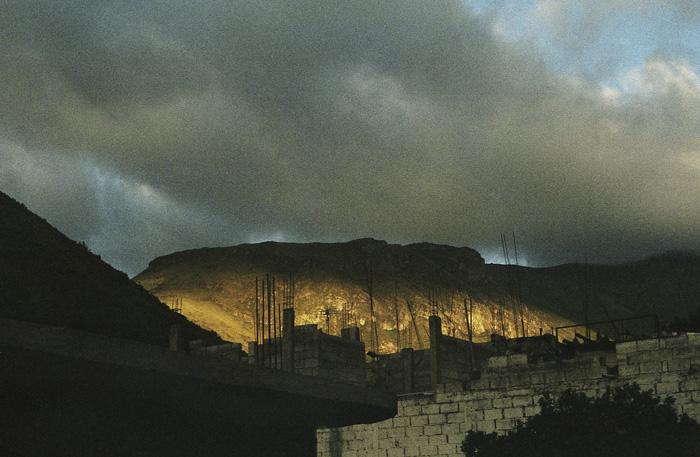 Puembo, Pichincha, Ecuador  35mm Colour Fuji Film  2015