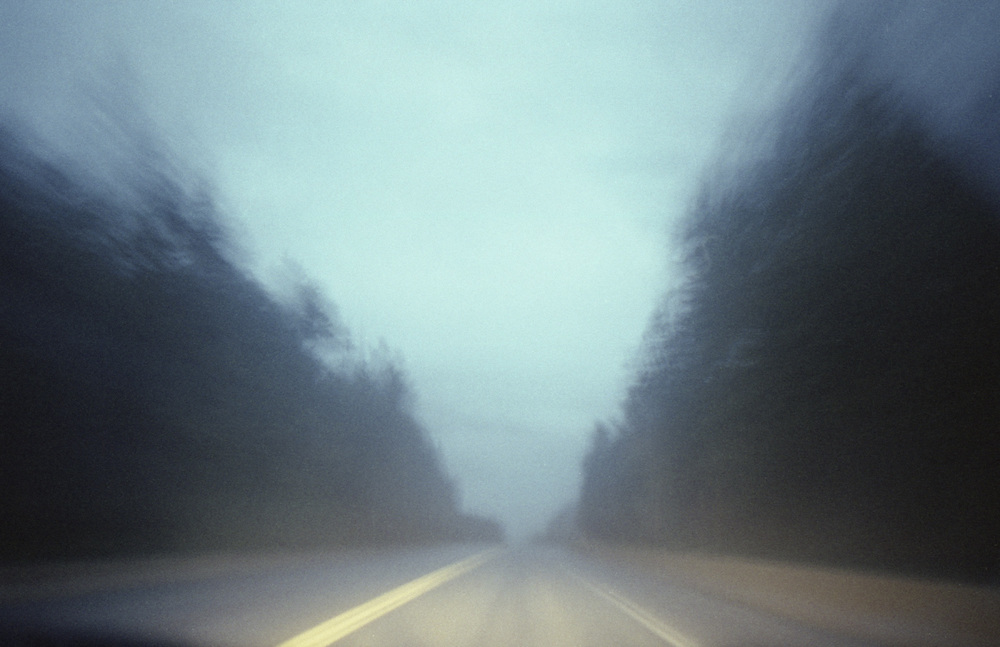 Highway 1, British Columbia, Canada