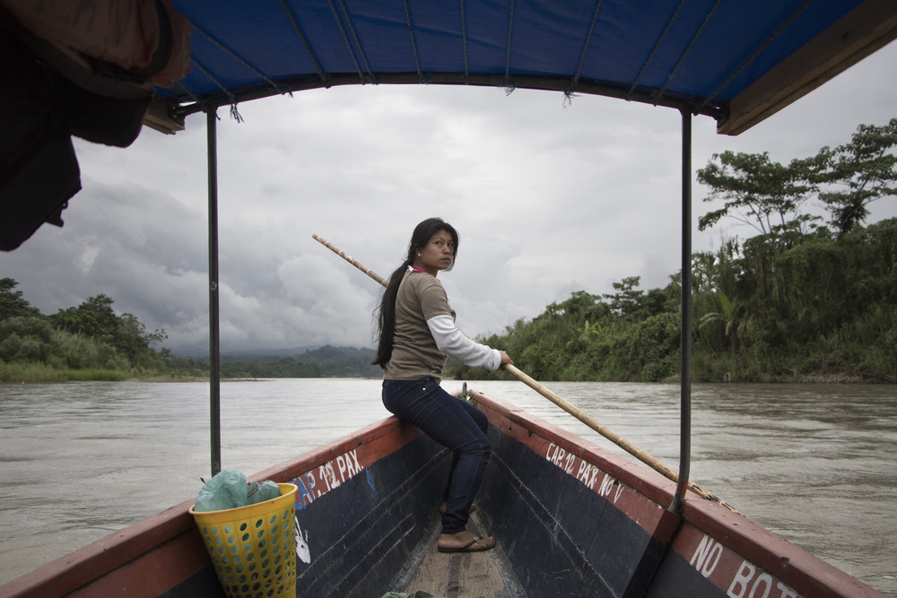 Guide on the Amazon River