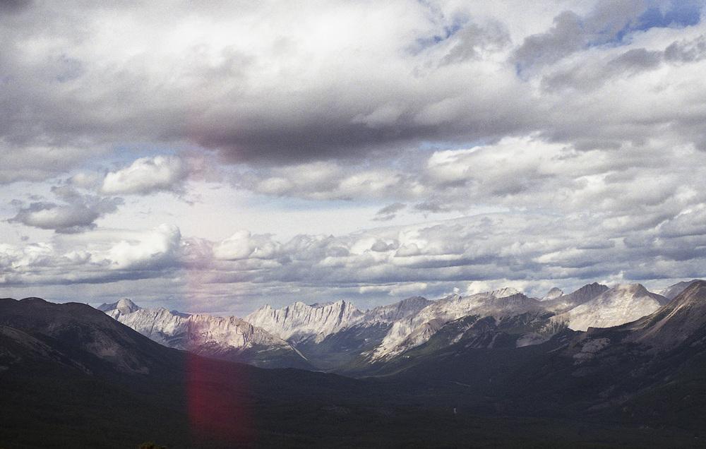 Bald Hill, Jasper National Park, Alberta, Canada