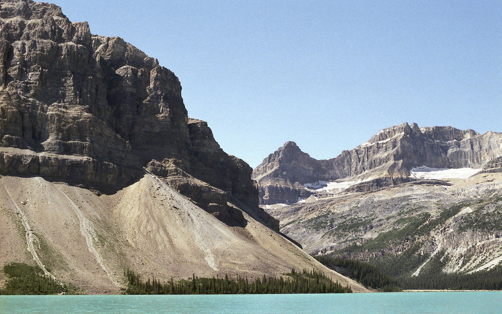 Bow Lake, Icefields Parkway, Alberta, Canada