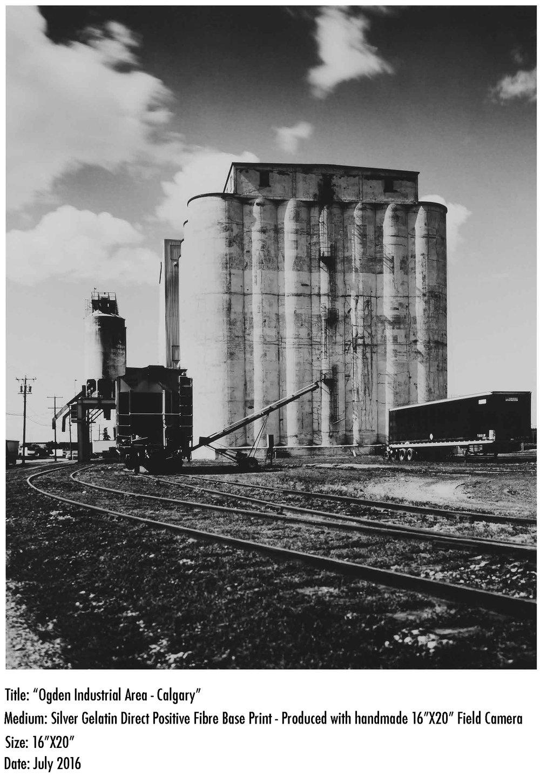 Ogden Industrial Area - Calgary
