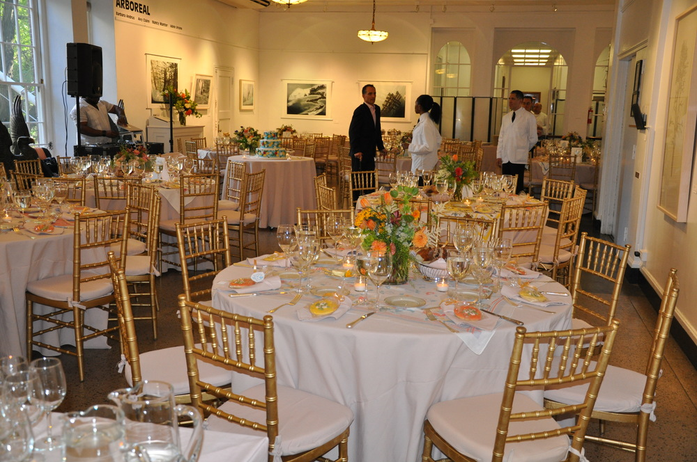 Summer Wedding, Arsenal Gallery in Central Park, NY, NY