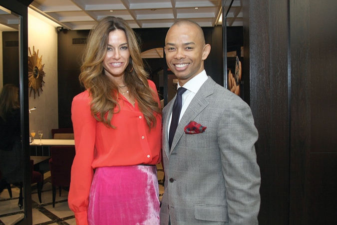 Avenue Magazine Luncheon, DeLaneau Showroom, NY, NY