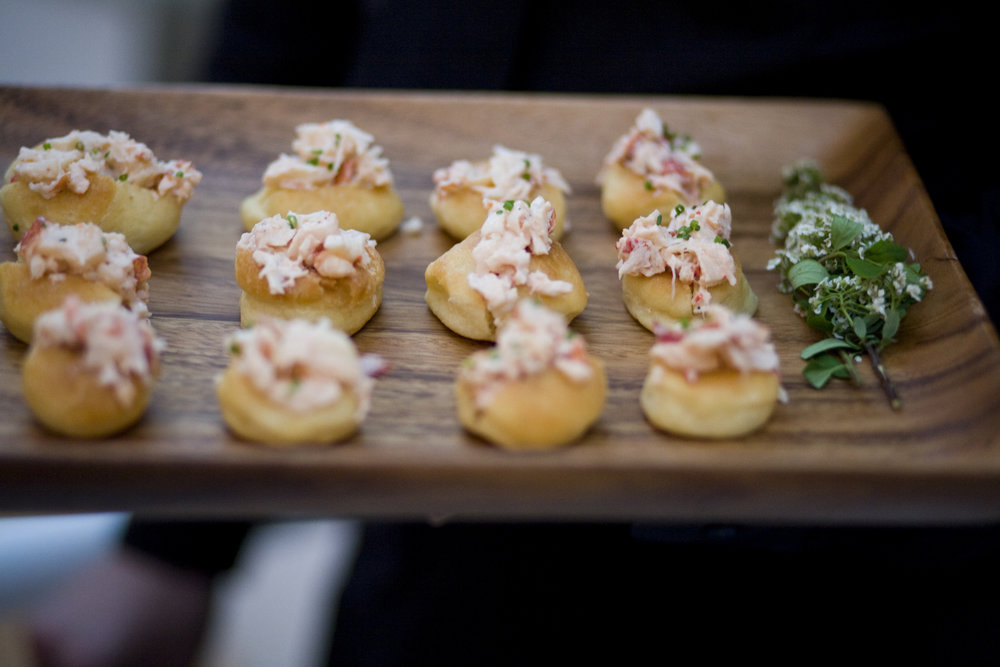 Mini Maine Lobster Rolls