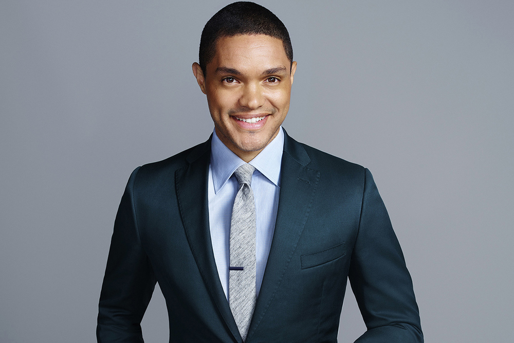 "The premiere of ""The Daily Show"" with Trevor Noah as host is set to air on September 28. (Peter Yang/Comedy Central)"