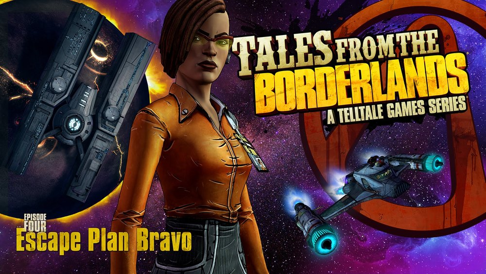"""Escape Plan Bravo,"" the fourth installment of the ""Tales from the Borderlands"" series, was release on Aug. 18, 2015. (Screenshot/Telltale Games)"