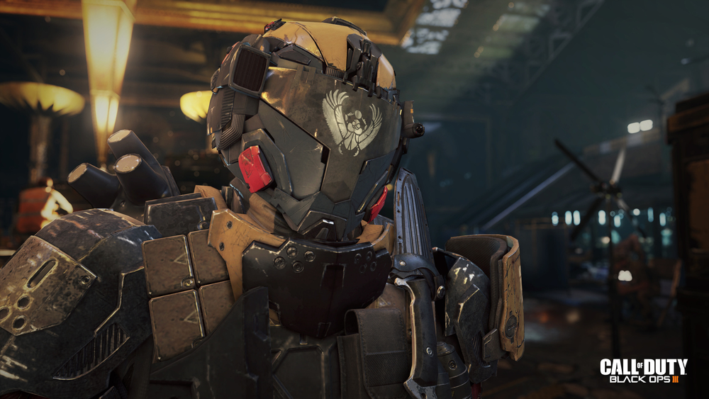 """The """"Call of Duty""""series returns for the 11th consecutive year on Nov. 6 with """"Call of Duty: Black Ops 3,"""" the third installment in the """"Black Ops"""" sub-series developed by Treyarch. (Courtesy/Sledgehammer Games)"""