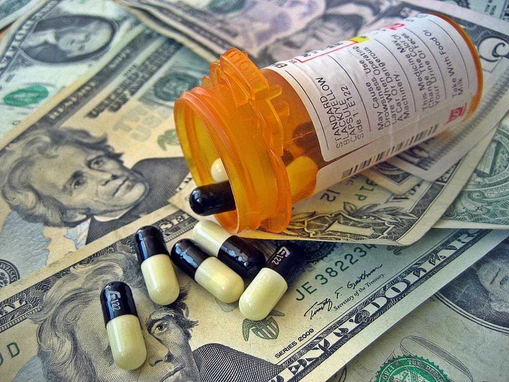 Despite an absurd amount being spent on healthcare, with spending reaching $3.8 trillion in 2014, according to Forbes, Americans aren't getting any better, with chronic diseases such as diabetes and hypertension continuing to plague the nation. (Images_of_Money/Flickr)