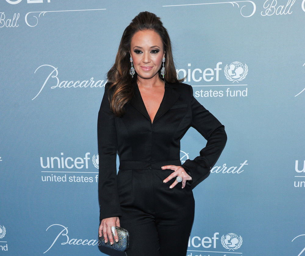 "In this Jan. 14, 2014 file photo, Leah Remini arrives at the 2014 UNICEF Ball in Beverly Hills, Calif. Remini is talking about Scientology and Tom Cruise in a new interview with ABC's ""20/20."" The actress says in a clip released Monday, Oct. 26, 2015, that ""Being critical of Tom Cruise is being critical of Scientology itself. (AP)"