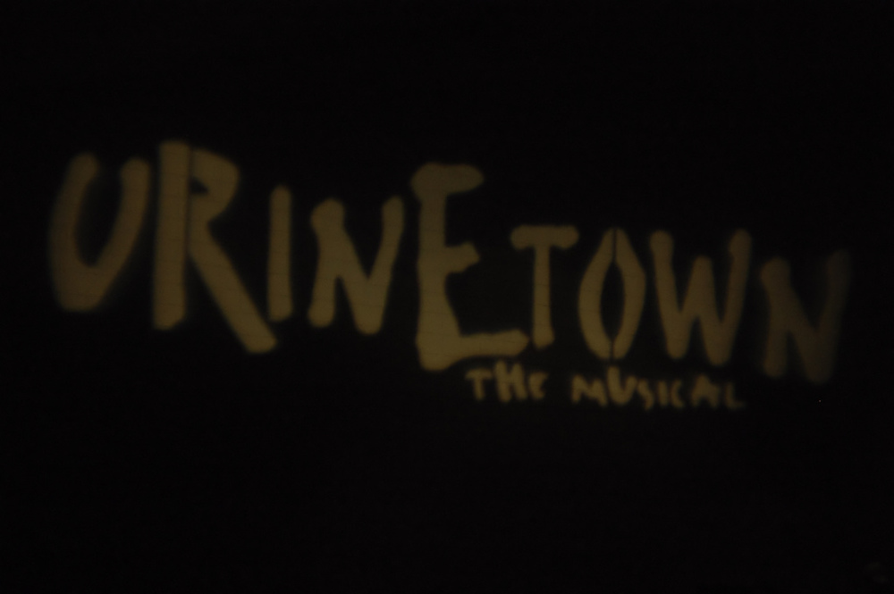 """Urinetown"" the musical, coming to the Student Union Theater this weekend, is a ""punny"" and ""crude"" satire, said director Alli Dalusio. (Flickr/Mike King)"