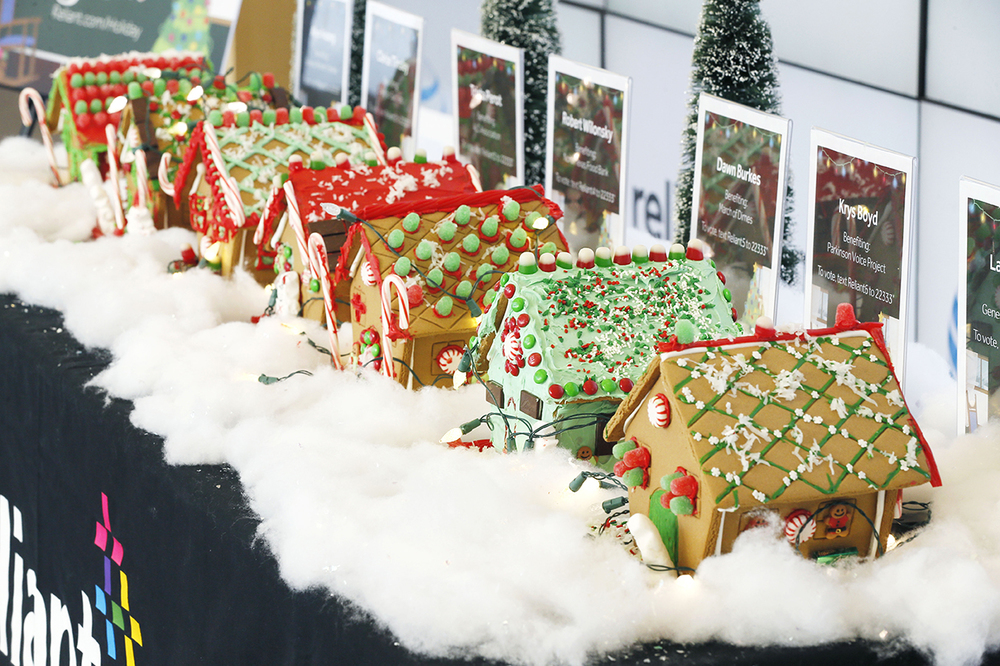 The holiday season allows for television shows to spread cheer. (Photo by Brandon Wade/Invision for Reliant/AP Images)