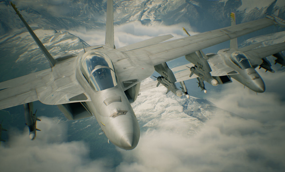 "The announcement of the newest ""Act Combat"" video game, ""Ace Combat 7,"" was among the news broadcasted live from the Playstation Experience event in San Francisco on December 7. (Courtesy/Playstation)"