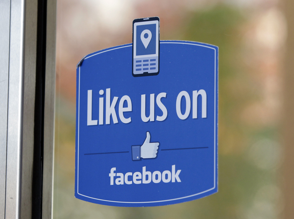 "In this Dec. 13, 2011 file photo, a sign with Facebook's ""Like"" logo is posted at Facebook headquarters near the office for the company's User Operations Safety Team in Menlo Park, Calif. After four months of testing outside the U.S., Facebook CEO Mark Zuckerberg said on Wednesday, Jan. 27, 2016, that ""pretty soon"" multiple new emotions will be added to the social network throughout the world. (Paul Sakuma, File/AP)"